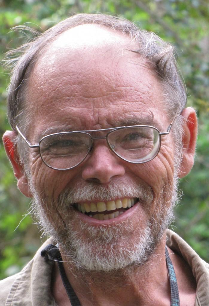 Author and naturalist, Jim Conrad