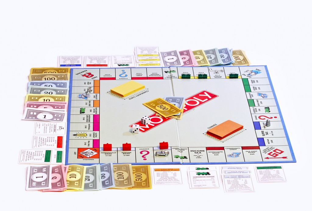 MONOPOLY in the marketplace:  the return of feudalism