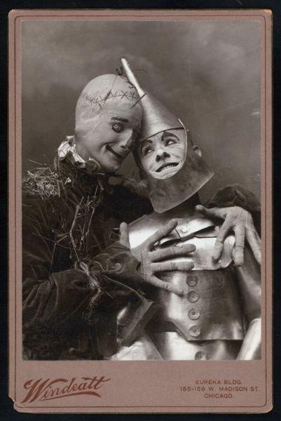 Strawman & Tinman, 1902, Wikimedia