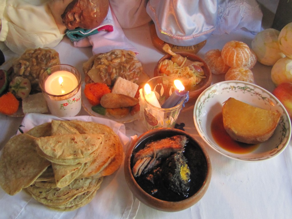 Food for the departed