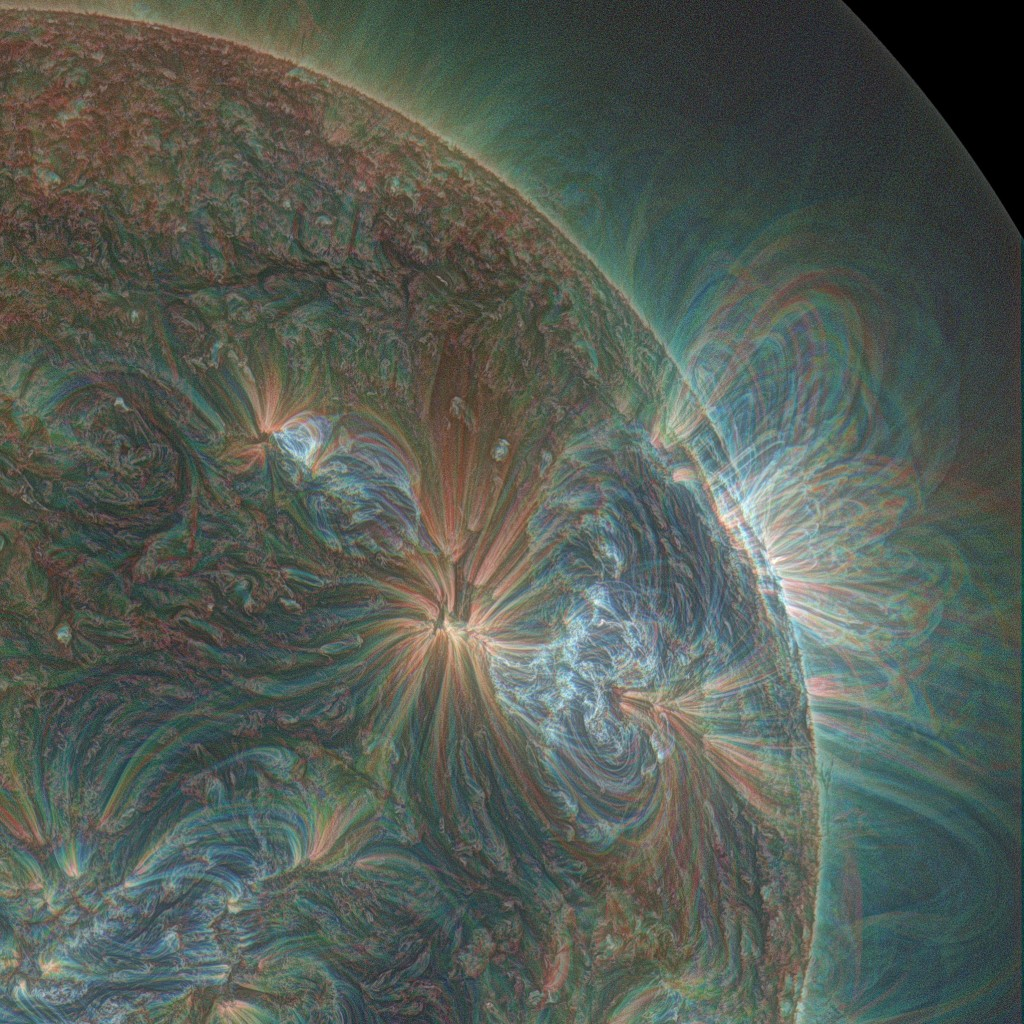 Foto: NASA's Solar Dynamics Observatory